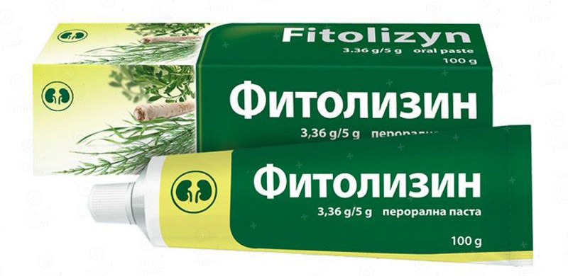 Фитолизин, 100г/Phytolysin paste, 100g